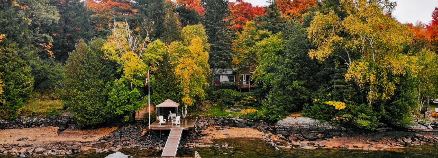 1214 Wilkinson Road, Haliburton - Kennisis Lake