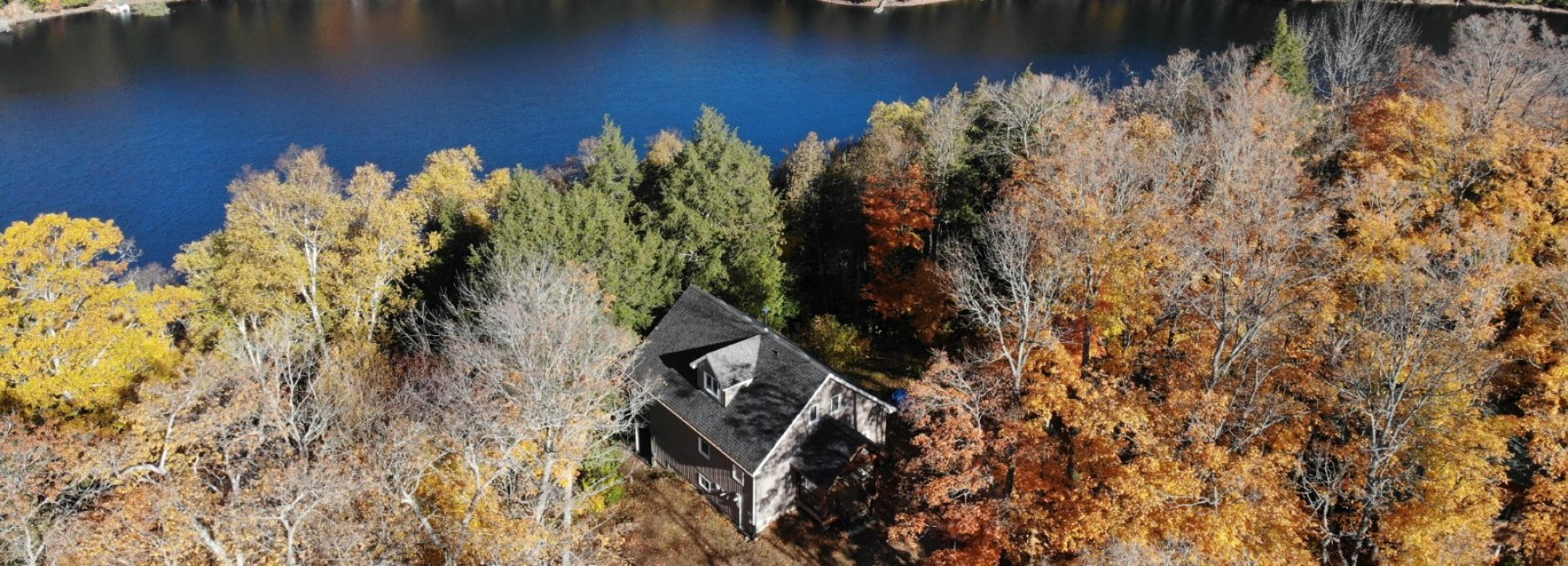 1223 Precipice Road, Haliburton ON - Long Lake