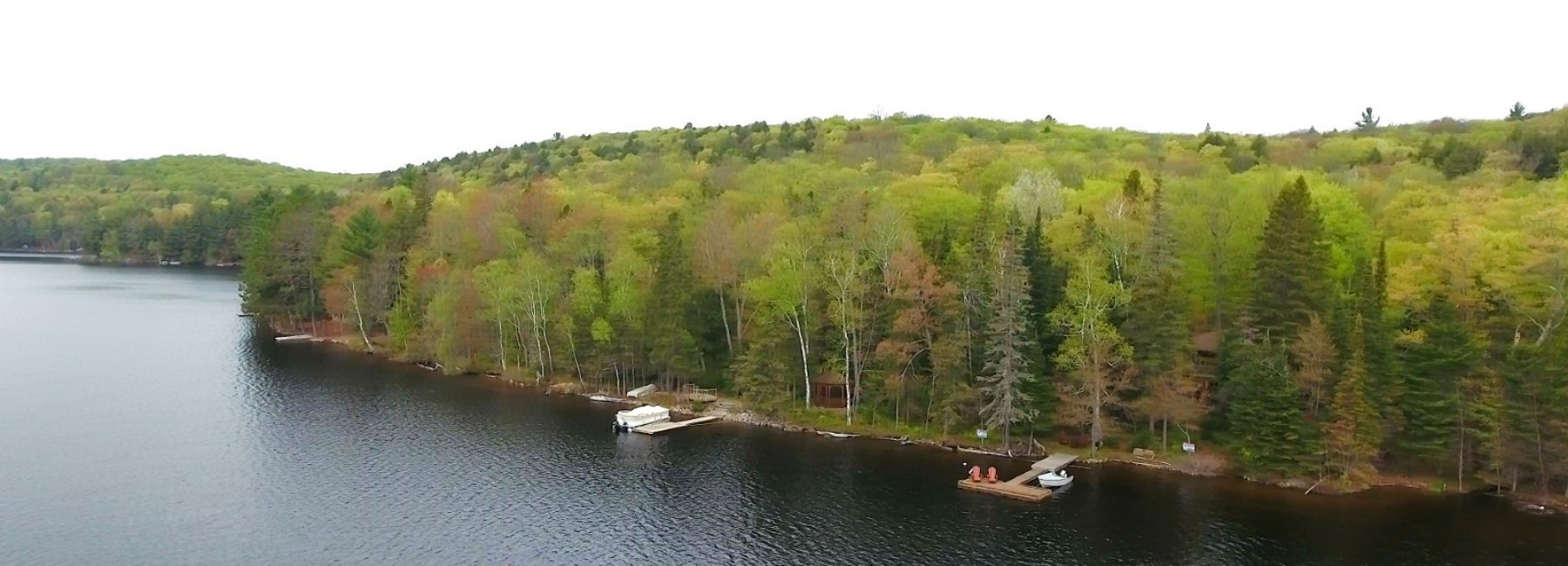 1270 Johnson Bay Road, Haliburton - Percy Lake