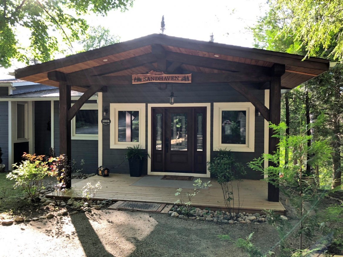 1004 Thornbury Trail, Haliburton - Kashagawigamog Lake