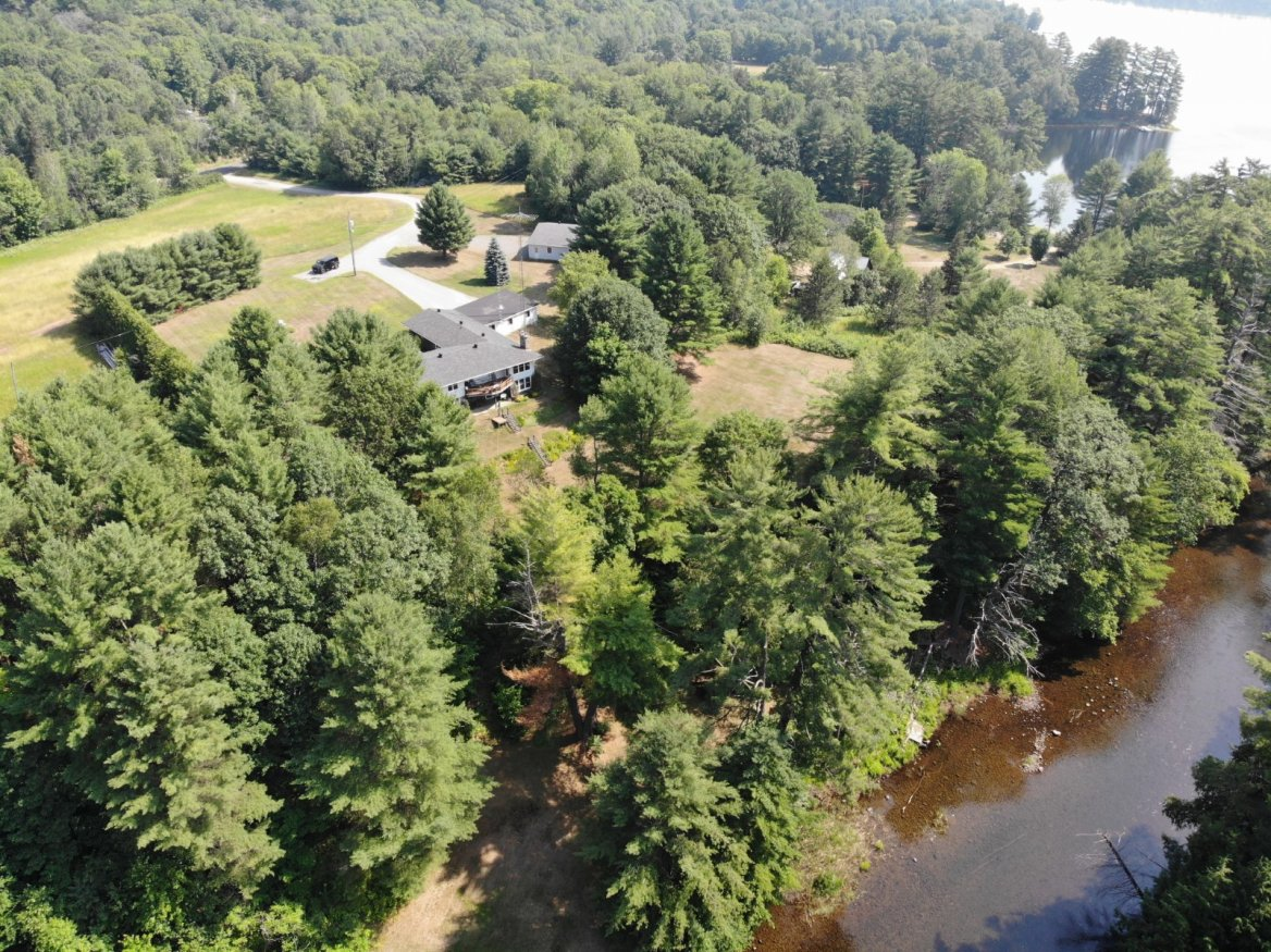 1160 North Shore Road, Beech River