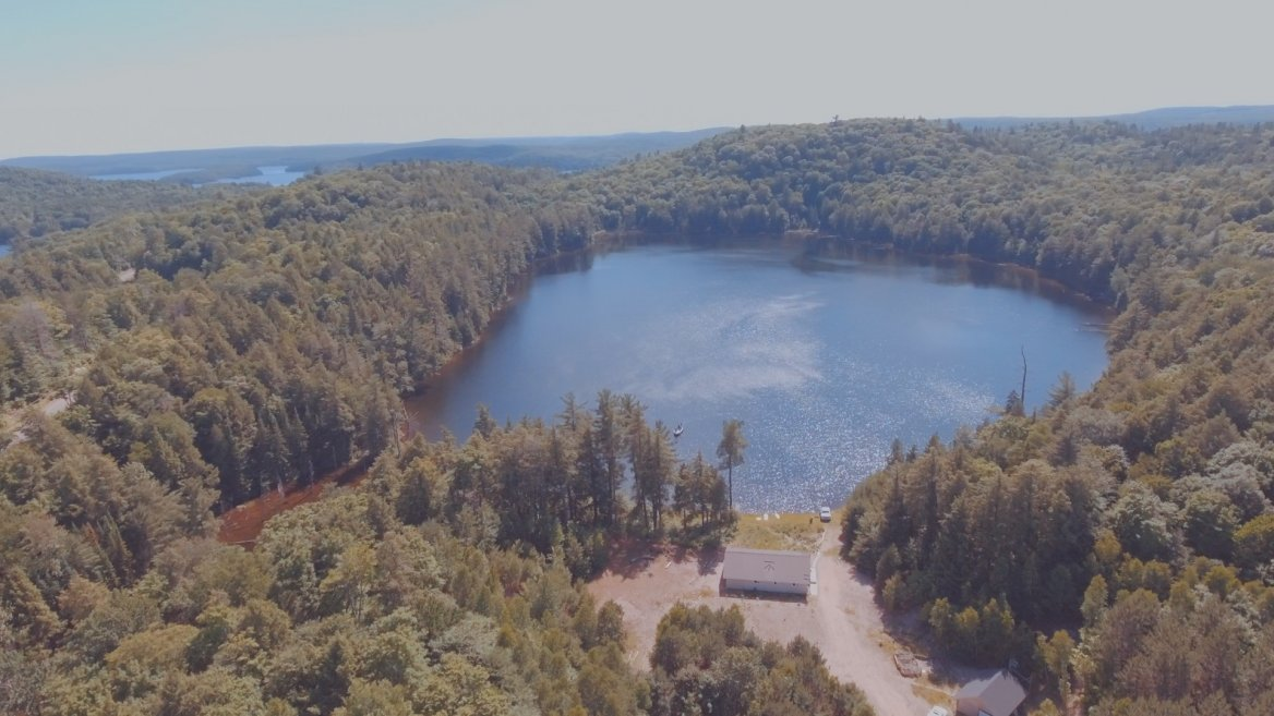 1482 Percy Lake Road, Haliburton - Blue Lake