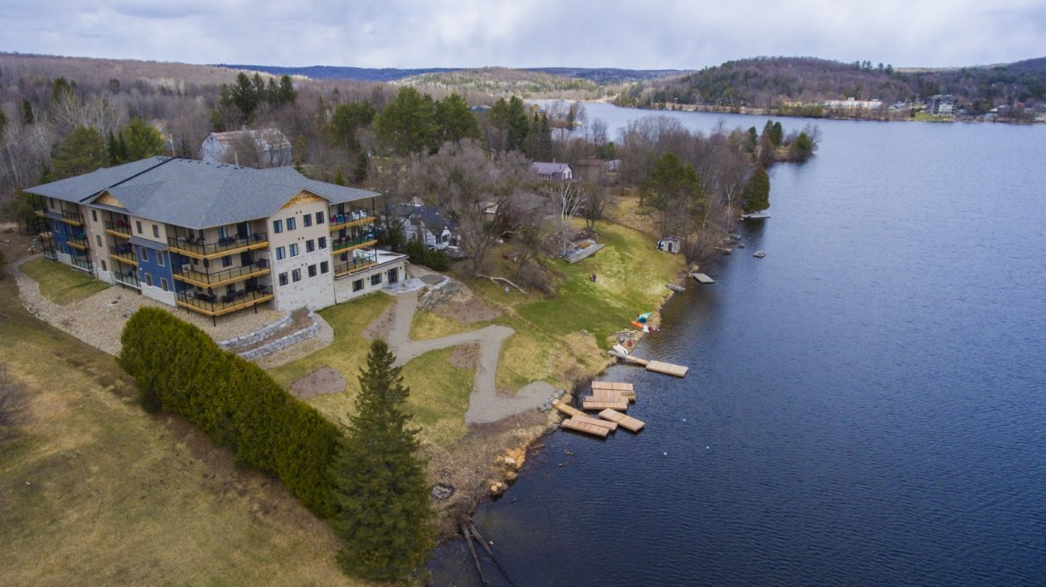 75 Wallings Road - Unit 203, Haliburton - Head Lake