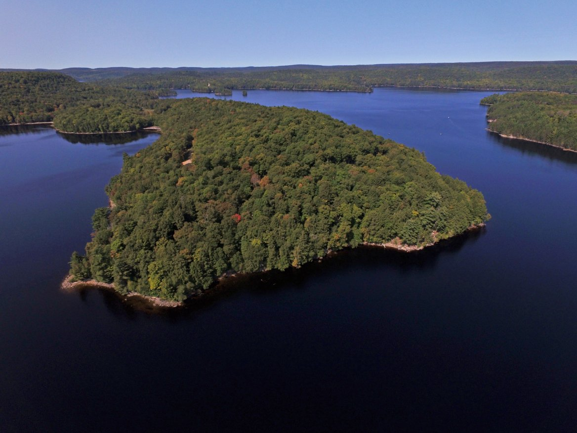 Lot 18, Flatwater Cove Trail, Percy Lake, Haliburton, ON