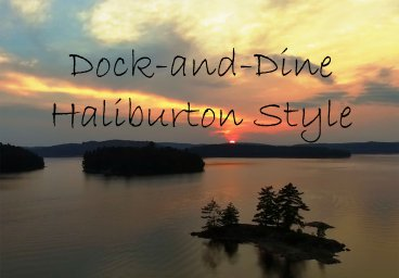Best Dock-and-Dine Spots in Haliburton County thumbnail