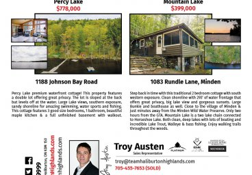 Haliburton Real Estate For Sale June 2017 Issue thumbnail