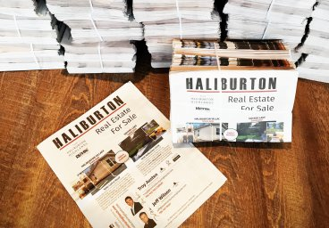 Haliburton Real Estate For Sale October Issue thumbnail