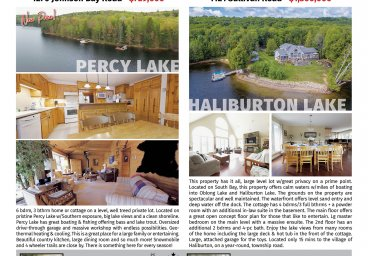 Haliburton Real Estate - October 2019 thumbnail